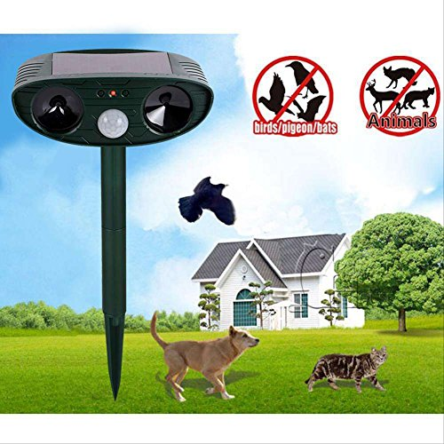 animal-repelleroutdoor-water-proof-solar-powered-ultrasonic-repeller-bird-scarer-pest-control-repell