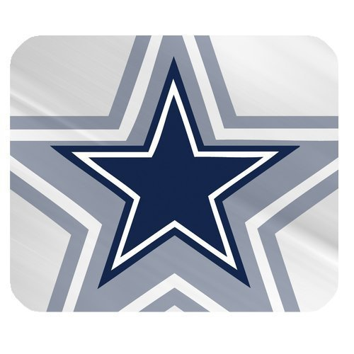 Custom Dallas Cowboys Mouse Pad Gaming Rectangle Mousepad CM-860