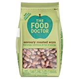 The Food Doctor Savoury Roasted Soya, 175g