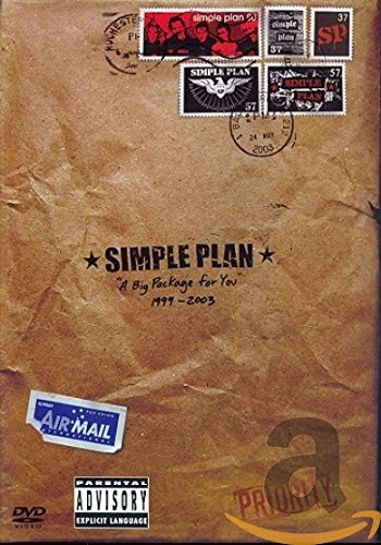 Simple Plan - A Big Package for You [2 DVDs] Preisvergleich