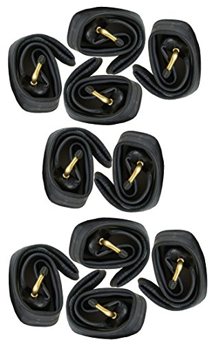 10x CBK-MS® 12″ Kinderwagen Schlauch 12 1/2 x 2 1/4 = 62-203 AV 45° Winkel Autoventil auch für Roller Dreirad Laufrad Fahrrad Anhänger
