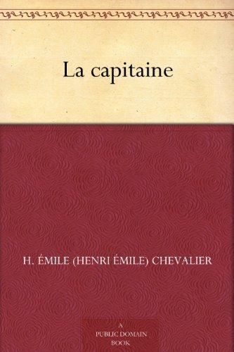 Couverture du livre La capitaine