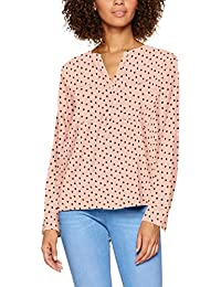 TOM TAILOR Damen Bluse Casual Print Blouse