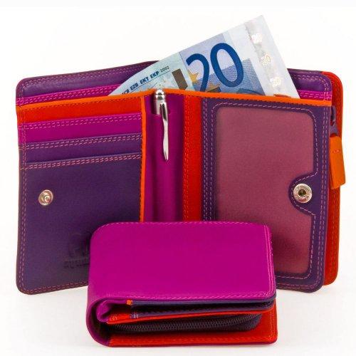 mywalit-medium-wallet-geldborse-leder-11-cm-sangria-multi