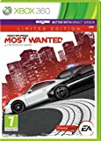 NEW & SEALED! Need For Speed Most Wanted Limited Edition Microsoft XBox 360