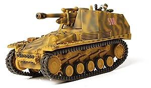 Forces Of Valor 85096-coleccionistas Modelo sdkfz 124Howitzer Avispas 1/72de Metal
