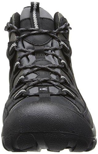 Keen Targhee Ii Mid, Chaussures de Randonnée Hautes Homme Grey