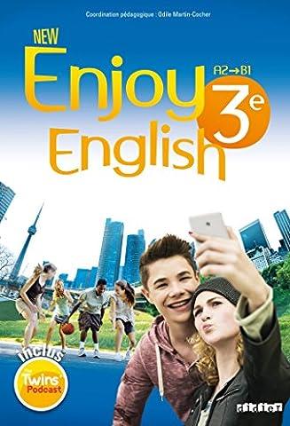 Enjoy English - New Enjoy English 3e - Manuel +