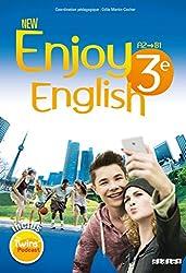 New Enjoy English 3e - Livre + DVD-rom