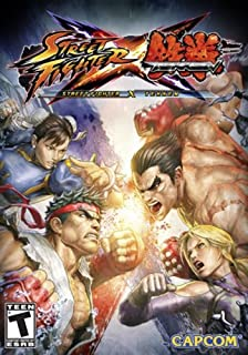 Street Fighter X Tekken [Téléchargement] (B00EKS8BJU) | Amazon Products