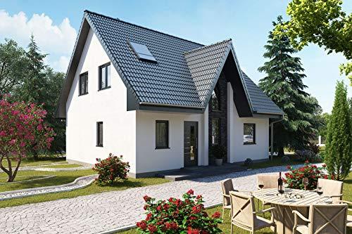 VENERA Hausbausatz Einfamilienhaus Saphir
