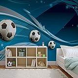 Papier Peint Photo Mural 3385VEA - Collection Sport - XXL - 206cm x 275cm - 2 Part(s) - Imprimé sur 130g/m2 papier intissé EasyInstall
