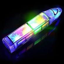 WEofferwhatYOUwant Tren eléctrico de juguete. Con pilas, con música y luces. Regalo para las niñas y niños pequeños.