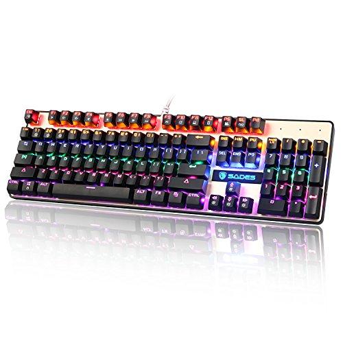 sades-k10-tastiera-meccanica-gaming-keyboard-con-cavo-nove-colore-led-retroilluminato-usb-tastiera-d