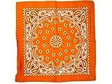 Bandana Zandana orange 100% Cotton 142