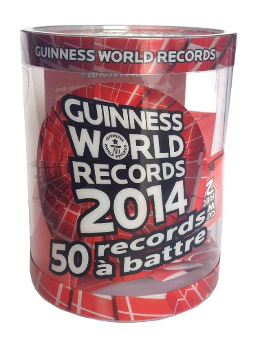 50 records à battre: Guinness World Records 2014
