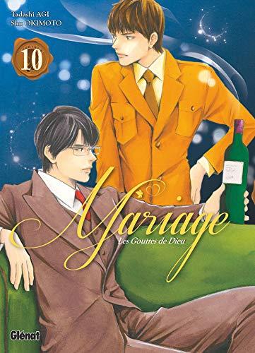 Les Gouttes de Dieu - Mariage - Tome 10 par Tadashi Agi