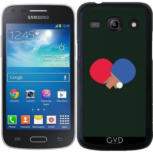 Custodia per Samsung Galaxy Core Plus (SM-G350) - Ping-pong E Palla Bat by ilovecotton
