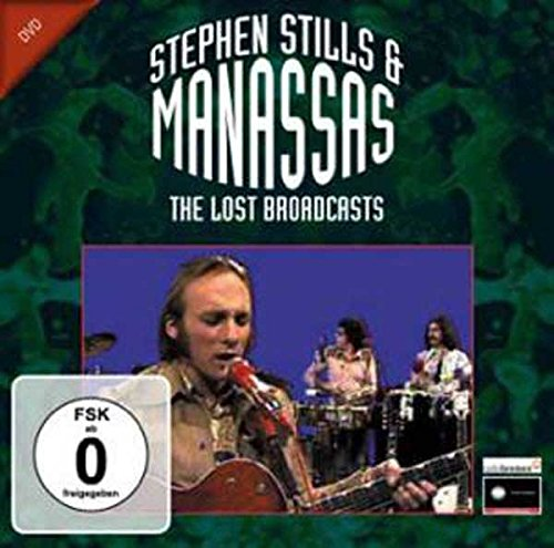 Manassas - The Lost Broadcasts [DVD]