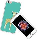 Fall für iPhone 6S Zitate Niedlicher, cclot Apple iPhone 6Cover Schutz für Mädchen Pink Colorful Design (TPU Silikon Schutz Hülle), C12