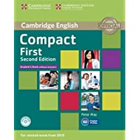 Compact first. Student's book without answers with CD-ROM. 2nd Edition [Lingua inglese]