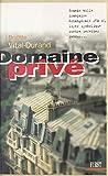 Domaine privé (French Edition)