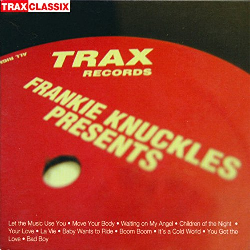 Frankie Knuckles Presents: His...