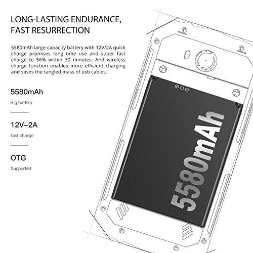 telephone portable incassable debloqu doogee s60. Black Bedroom Furniture Sets. Home Design Ideas