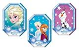 Craze 14516 Magic Towel, Disney Frozen, 3 Stück, sortiert