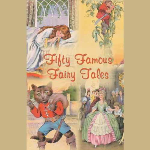 Fifty Famous Fairy Tales  Audiolibri