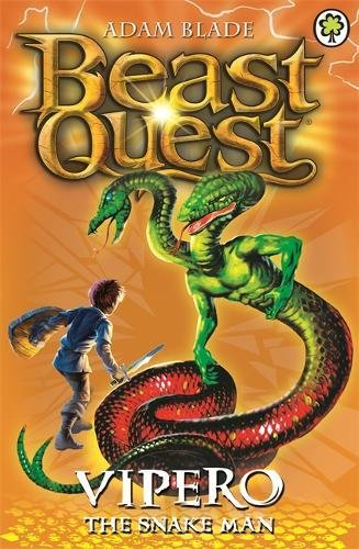 Vipero the Snake Man: Series 2 Book 4 (Beast Quest)