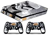 Skin Ps4 SLIM - STAR WARS - limited edition DECAL COVER Schutzhüllen Faceplates playstation 4 SONY BUNDLE
