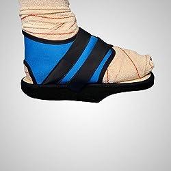 Zapato posquirúrgico en Talo con velcro Juanetes diferentes tallas Emo talla l (38-44)