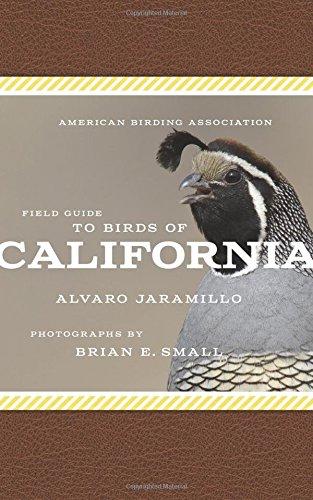 Birding Series (American Birding Association Field Guide to Birds of California)
