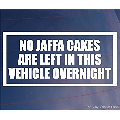 Funny bumper stickers for cars amazon co uk