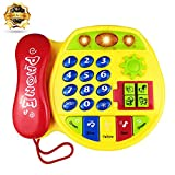 Toy for 6-12 Months Baby Girls, Telephone Toy for 1-3 Year Old Boys