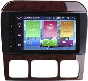 Android Autoradio Stereo Zltoopai Für Mercedes Benz S Klasse W220 W215 S280 S320 S350 S500 Android 9 0 Octa Core 4g Ram 64g Rom 8 Zoll Hd Multi Touch Bildschirm Doppel Din In Dash Auto Stereo Gps Navigation