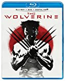 The Wolverine (Blu-ray + DVD + Digital HD with UltraViolet) by Hugh Jackman