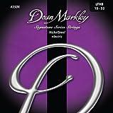 Dean Markley 2504Light Top/Heavy Bottom Signature Series E-Gitarre Saiten (0,10–0,52) 6-strings