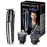 Remington Bart Trimmer Herren Set MB4110 (inkl. 2 Aufsteckköpfe:...