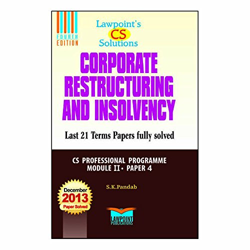 Lawpoint's CS Solutions Corporate Restructuring and Insolvency