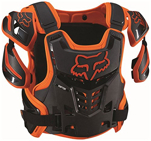 Fox Brustpanzer Raptor Vest Orange Gr. L/XL