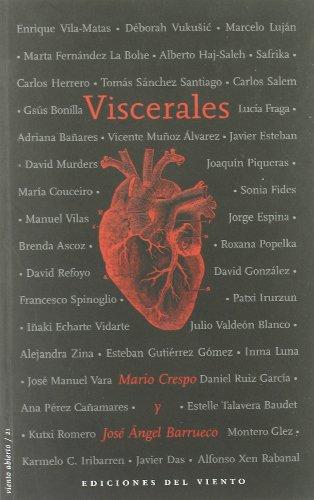 Viscerales Cover Image