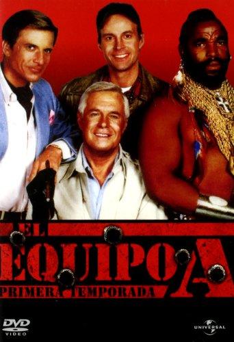 El Equipo A (1ª temporada) [DVD] 517eI4 a5WL