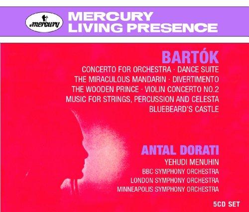 Doráti conducts Bartók