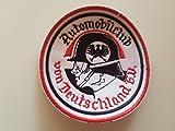 # 150 AUFNÄHER AUTOMOBILCLUB von Deutschland GRÖSSE ca. 10x10cm! Komplett Bestickt! Patch APLICATION ECCUSON Hot Rod!