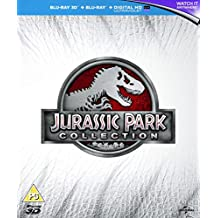 Jurassic Park/The Lost World - Jurassic Park/Jurassic Park 3