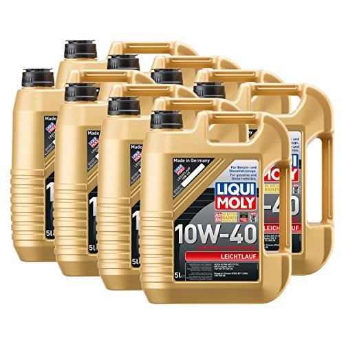 Preisvergleich Produktbild 8x LIQUI MOLY 1310 Leichtlauf 10W-40