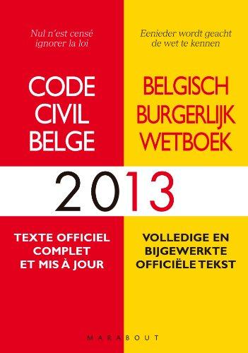 Code civil belge par Philippe Galand
