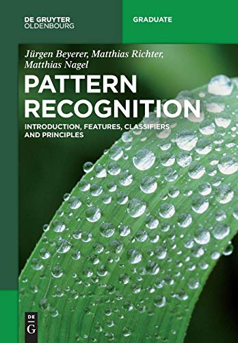 Pattern Recognition: Introduction, Features, Classifiers and Principles (De Gruyter Textbook)